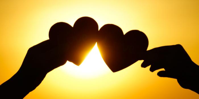 Hoe kun je de lokale ondernemers helpen met Valentijnsdag?