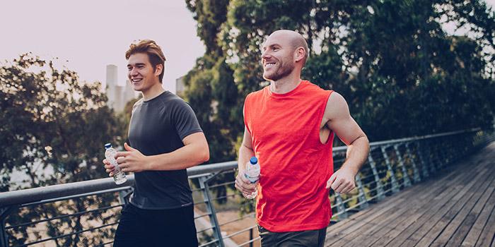 de weg naar een gezonder leven