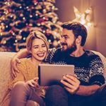 slim shoppen met kerst en geld besparen